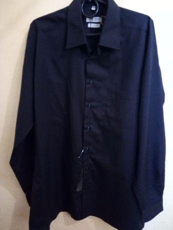 Nobel league фирменная классическая хлопковая рубашка р. 43