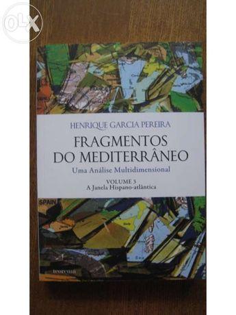 """Livro """"Fragmentos Do Mediterrâneo Vol. 3"""""""