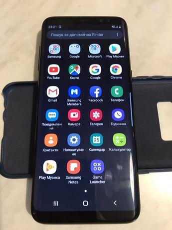 Продам Samsung Galaxy S8, SM-G950FD, 4/64GB, Black