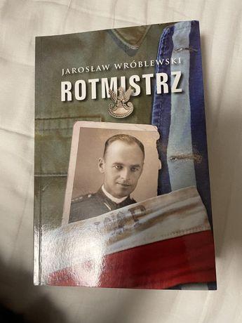 Rotmistrz Jarosław Wróblewski