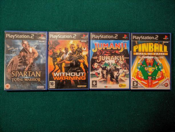 Jogos PlayStation 2/PS2 Originais