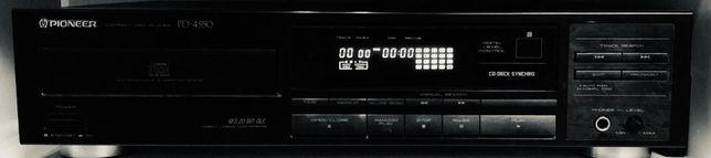 CD Compact Odtwarzacz Pioneer PD-4550. Stan barfzo dobry