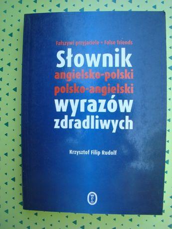 ZestawNauka angielskiego polsko angielski gramatyka wyrazów zdradliwyc