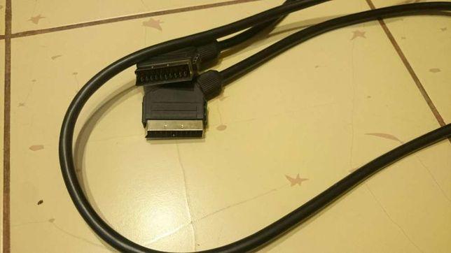 Solidny kabel euro - euro scart - scart