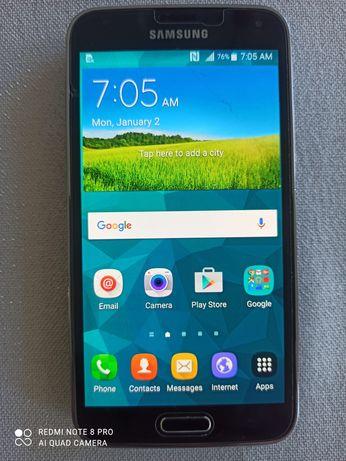 Samsung Galaxy S5 SM-G900T grafitowy