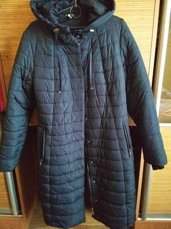 Новое пальто пуховик