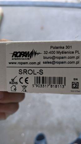 Sterownik rolet Ropam SROL-S nowy