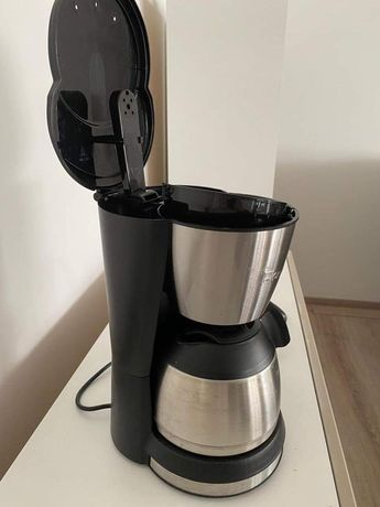 Máquina de café nunca usada
