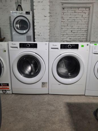 Комплект пральна- сушильна машина . Whirlpool 2018р