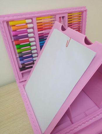 Набор художника в кейсе для девочки