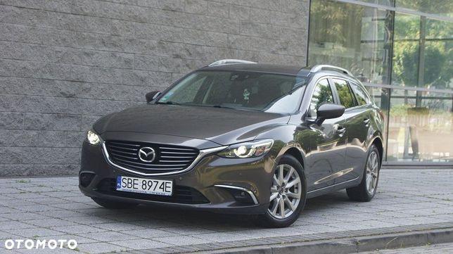 Mazda 6 Lift* F VAT 23%**Zadbana*KolorNavi**Climatronic**Gwarancja**