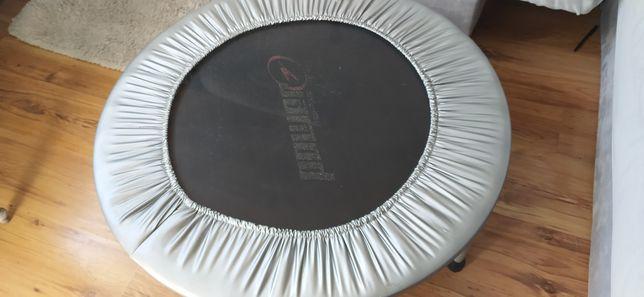Trampolina średnica 96 cm powierzchnia do skakania 63 cm