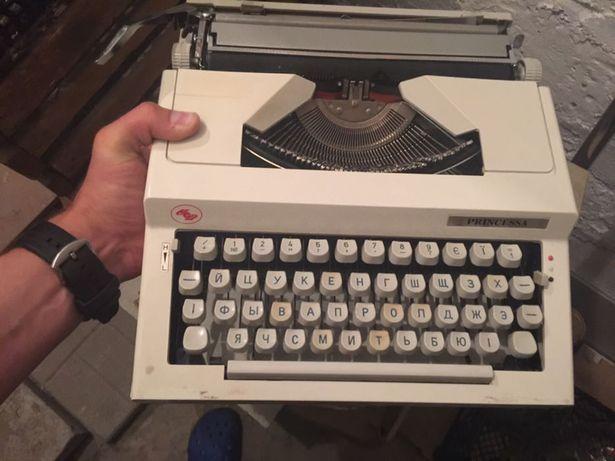 """Печатная машинка """"PRINCESSA"""" 1000₽"""