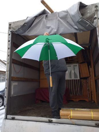 Nowe parasolki z drewniana rączka