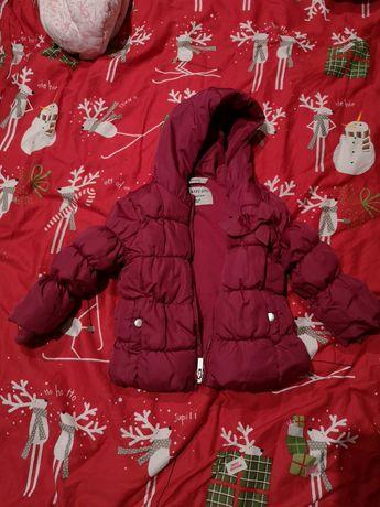 Kurtka Zara dla Dziecka