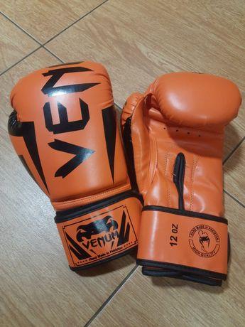 Боксерские перчатки Venum Elite BO-5338  Б/у