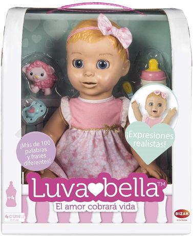 ОРИГИНАЛ Интерактивная кукла Luvabella SpinMaster Лувабелла