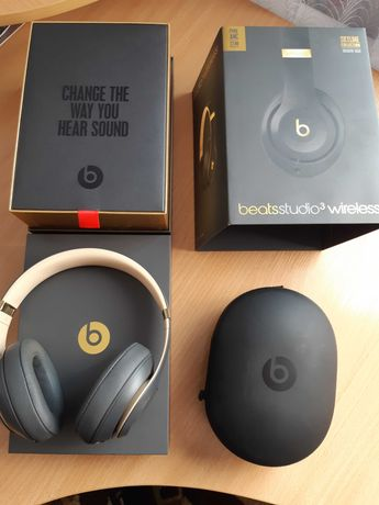 Наушники Beats Studio 3 Wireless Shadow Gray