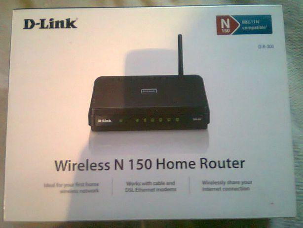 Роутер D-Link 300 Dir 300 WI FI .