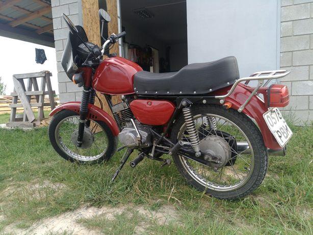 "Мотоцикл ""Минск 125"""