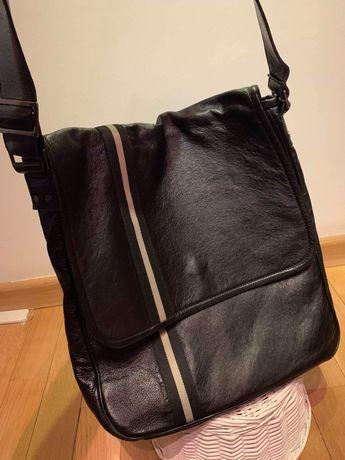 Simple torba skórzana/ aktówka laptop