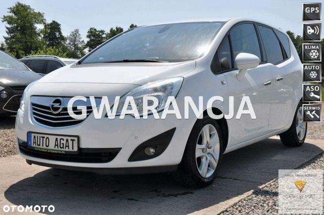 Opel Meriva nawi*gwarancja*bluetooth*klimatronic*tempomat