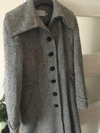 Płaszcz wełna rozmiar 38