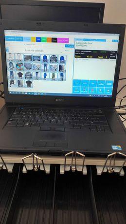 POS  completo PC gaveta dinheiro impressora e programa de faturação
