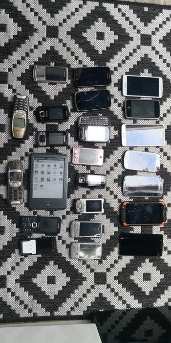 Jesienne Porządki - 22 telefony + tablet - Sprzedam/Zamienię Szczecinek - image 1