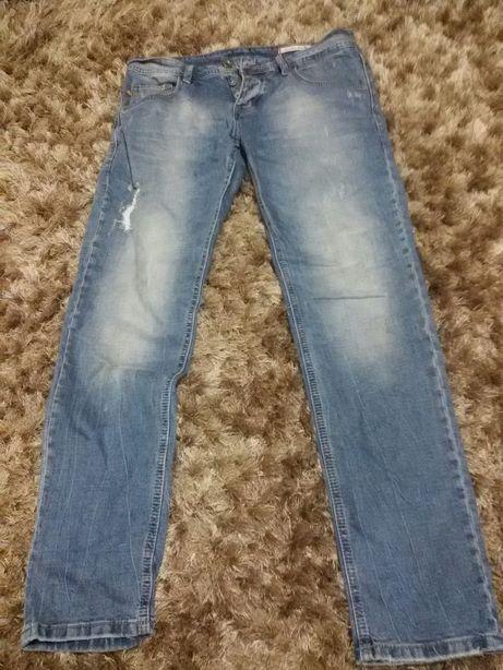 Spodnie jeans 30/44