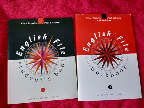 English File Oxford Учебник и рабочие тетради