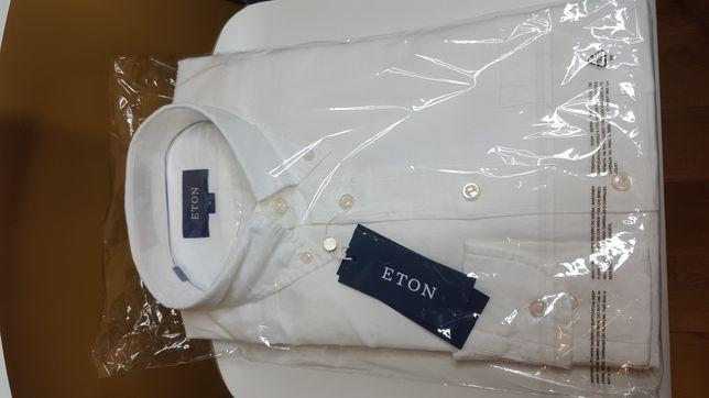 Koszula męska Eton premium nowa biznesowa rozmiar M