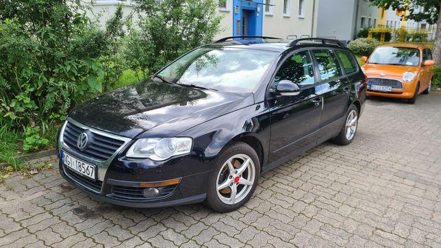 Sprzedam Volkswagen Passat  1.9 TDI 130 KM 2008 rok