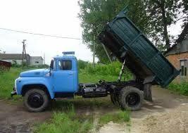 Вывоз строй мусора вивіз сміття загрузим сами грузчики зил газель
