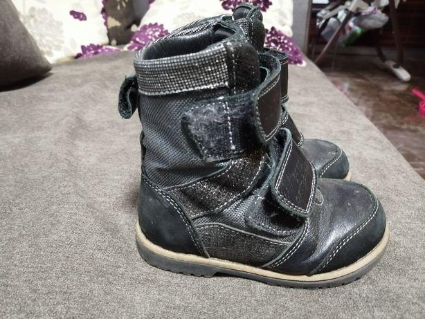 Продам детские зимние ортопедические ботинки