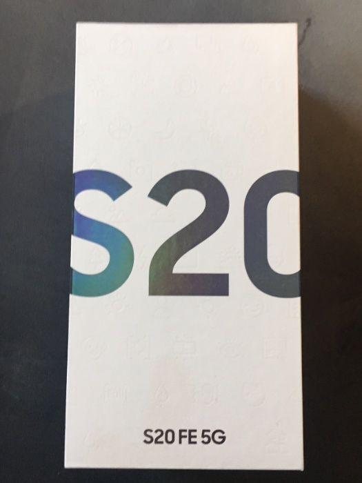 Samsung Galaxy S20 FE 5G Cloud navy, zaplombowany, faktura VAT 23 Warszawa - image 1