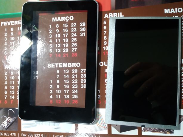 Touch screen + frame + display Acer Iconia B1-710