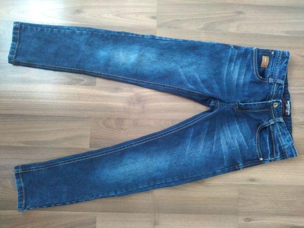 Spodnie chłopięce dżinsowe