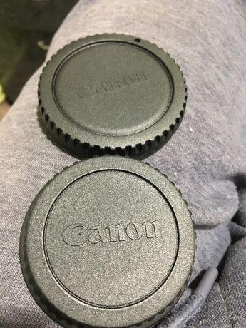 Кришки на обєктив Canon