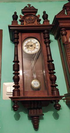 Sprzedam zegar ścienny antyk produkcji niemieckiej