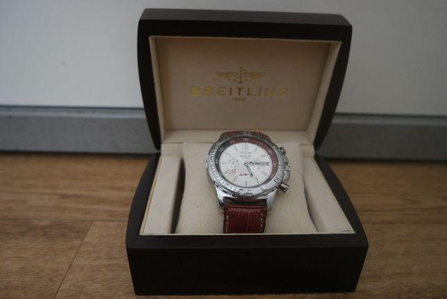 Классические мужские механические наручные часы Breitling