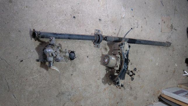 Карданный вал/кардан/редуктор/раздатка Mazda CX-3 DK 2014-2020