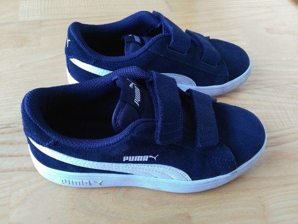 Buty chłopięce Puma r. 33 - 60zł