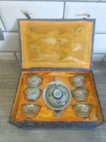 Chińska porcelana - zestaw