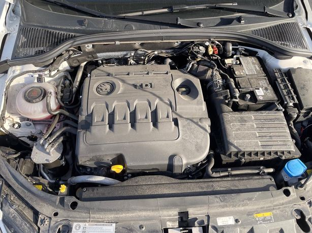 Motor 1.6tdi DGT vw seat skoda audi