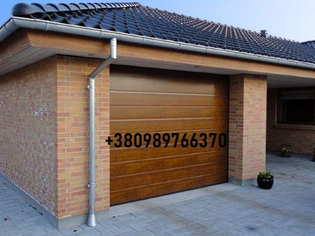 Ворота гаражные DoorHan. Оптимальное соотношение цены и качества!
