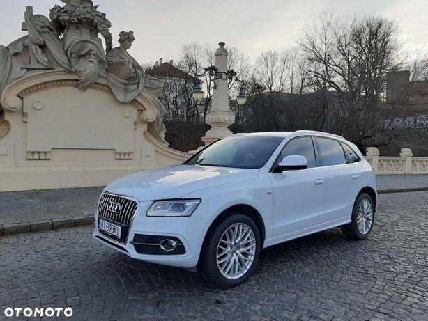 Audi Q5 2.0Tfsi Sline Panorama jak nowy Gwarancja!