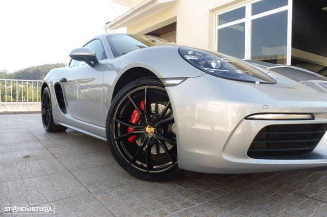 Porsche Cayman 2.5 S PDK
