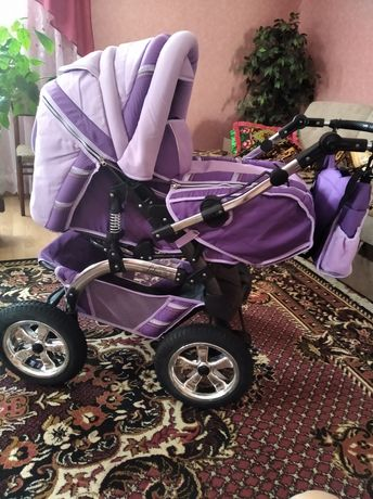 "Дитяча коляска ""Adamex Lotus"""