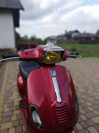 Скутер Piaggio Vespa S125, ЦІНУ ЗНИЖЕНО!